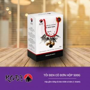 Tỏi đen cô đơn Kobi hộp 500g